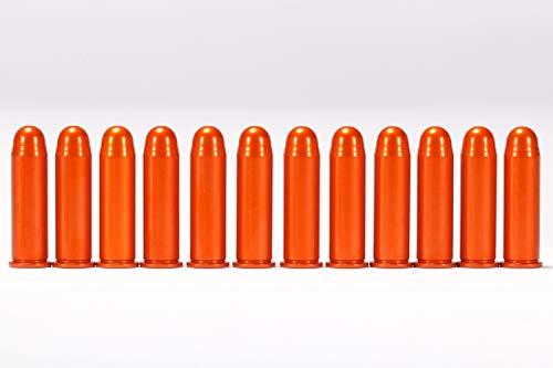 A-ZOOM 38 Special SNAP Cap, Orange, 12PK