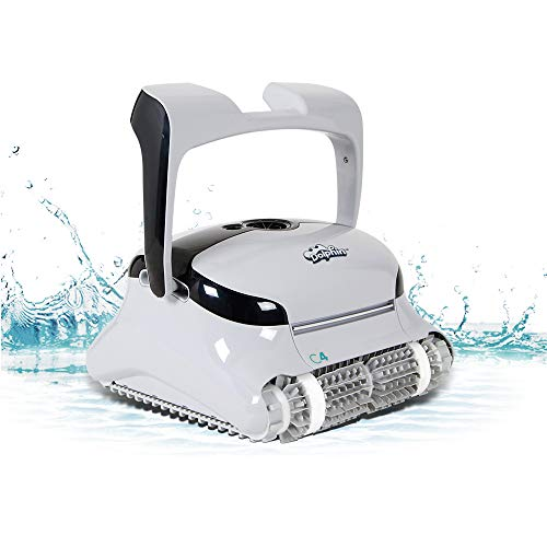 DOLPHIN C4 Commercial Robotic Pool Cleaner with...