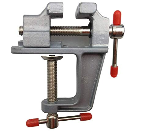 Hycy Aluminiumlegierung Tisch Vice Bench Screw Schraubstock Für DIY Schmuck Handwerk Form Fixed Repair Tool
