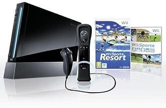 Nintendo Wii Limited Edition Sports Resort Pak - PAL [UK Import] - Black