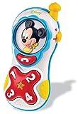 Clementoni 14864.6 Mickeys Handy mit Licht und 3D-Bildern