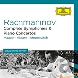 Rachmaninoff: Symphonien/Klavierkonzerte