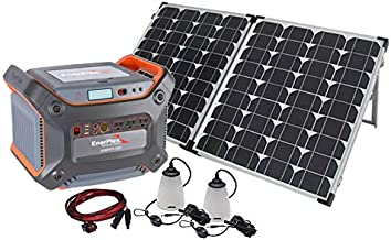 solar panels with water heating