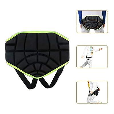 Schutzhosen Protektorhosen Schutz Shorts Hip Butt Eva Pad Unterhose 3D Gepolstert Schutz Gear