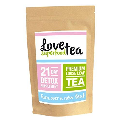 LOVE SUPER FOOD TEA | THÉ PREMIUM POUR...