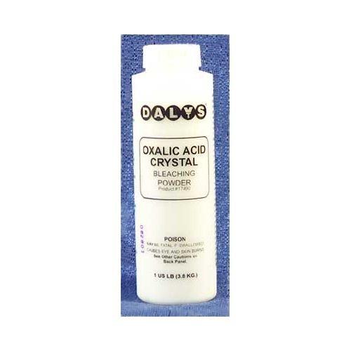Dalys 17490-1LB 1Lb Crystalline Powder Oxalic Acid Cleaners