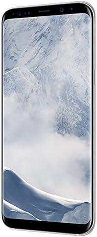 Samsung Galaxy S8+ G955U 64GB Unlocked GSM U.S. Version Smartphone w/ 12MP Camera - Arctic Silver (Renewed) WeeklyReviewer