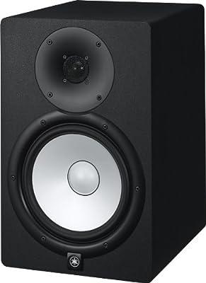 YAMAHA HS8 Studio Monitor, Black by Yamaha PAC