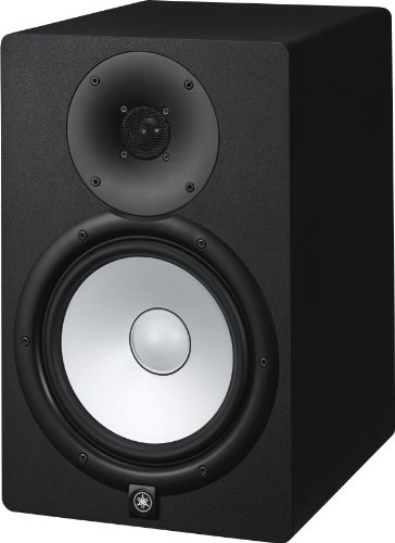 YAMAHA HS8 Studio Monitor, Black, 8'