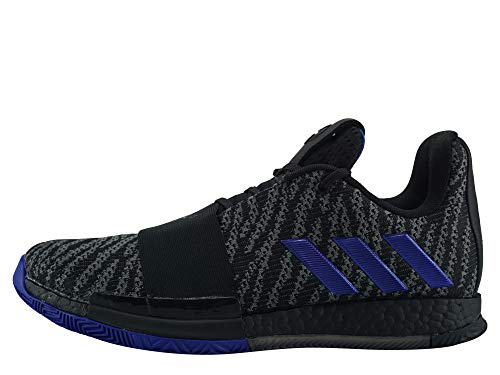 adidas Performance Herren Sneakers Harden Vol. 3 schwarz 46