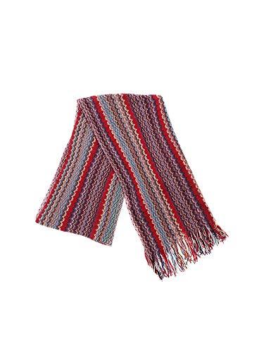 Luxury Fashion | Missoni Heren SC47COU72701 Rood Katoen Sjaals | Lente-zomer 20