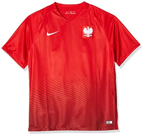 NIKE Selección de Fútbol de Polonia 2015/2016 - Camiseta Oficial, Talla M