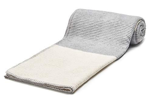 Arus, Manta para Cama y Sofás, Mezcla de algodón, 130 x 170 cm, 330 gr/qm, PURBECK-130