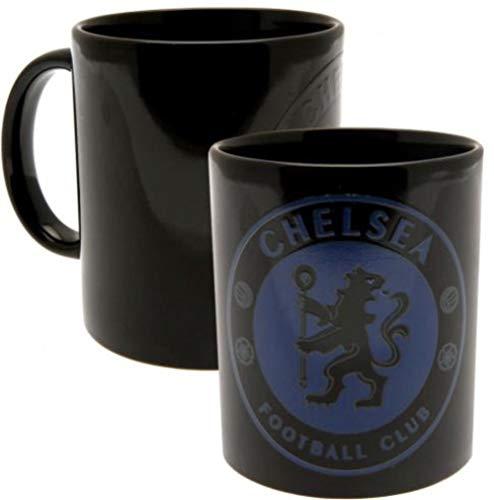 Chelsea F.C. Hitze Wechselnde Tasse Originale Trikots