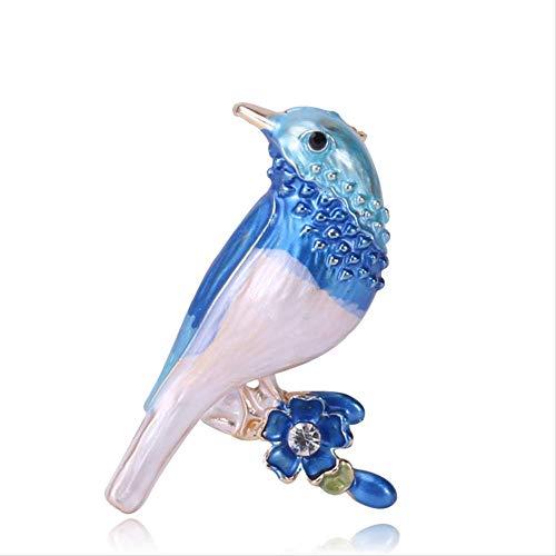 Duyifan nieuw sieraad nagellak druppelolie vogel corpetto accessoires eenvoudige kleding