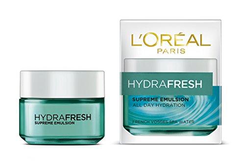 L'Oreal Hydrafresh All Day Hydration Supreme Emulsion 50ml