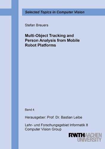 Multi-Object Tracking and Person Analysis from Mobile Robot Platforms