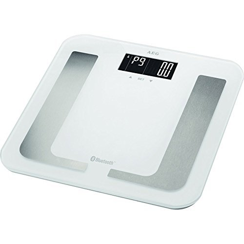 AEG 520691 BT Personal Scales PW 5653 White by AEG
