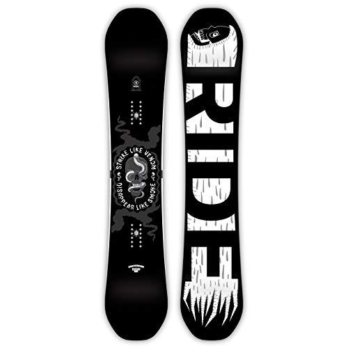 Ride Herren Freestyle Snowboard Machete 158 2019