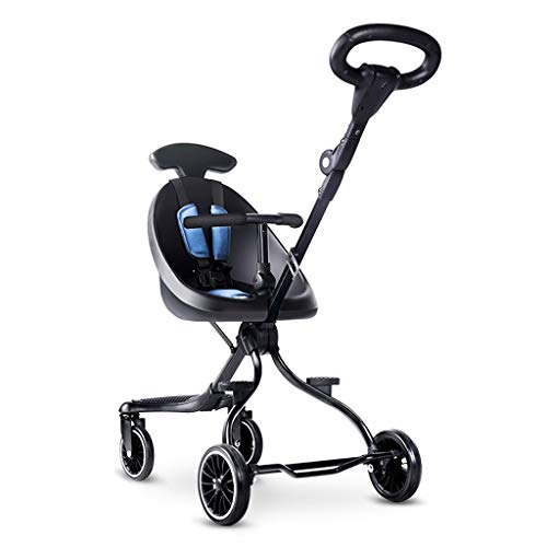 Amazing Deal KHUY Baby Stroller 360 Rotation Function,Hot Mom Baby Carriage Pushchair Pram (Color : ...