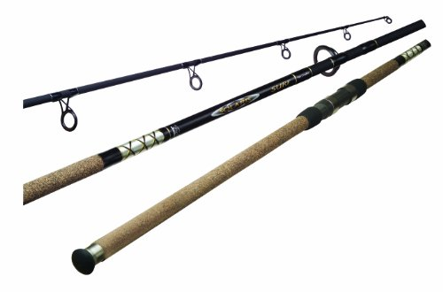 Okuma's Solaris Surf Fishing Rods- SS-S-1002MH-1 (Black, 10-Feet)