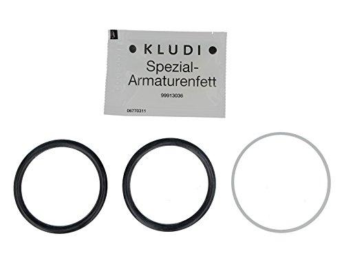 KLUDI Dichtungssatz 7548400-00 für Armatur KOMET, OBJEKTA MIX NEW, SCOPE, TRENDO u. TRENDO STAR