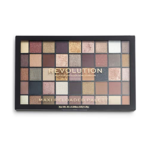 Revolution - Lidschattenpalette - Maxi Reloaded Palette - Large It Up