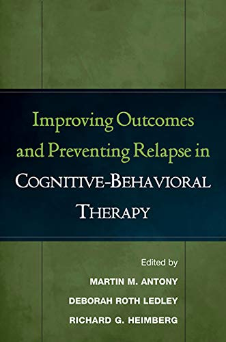 41fRt+PkdzL - Improving Outcomes and Preventing Relapse in Cognitive-Behavioral Therapy