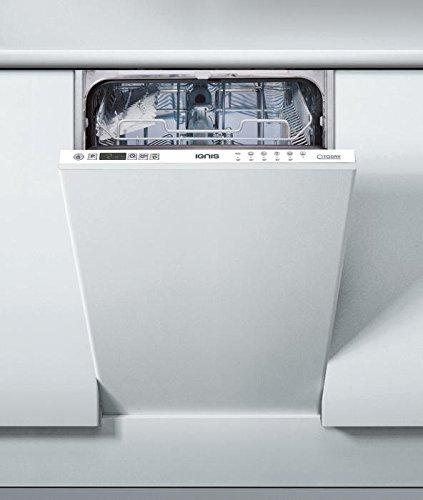 Ignis ADL 101 Completamente integrato 10 coperti A+ lavastoviglie - Lavastoviglie (Completamente Integrato, White, Not applicabile, Dimensione massima (60 cm), Bianco, Bottoni 1,3 m)
