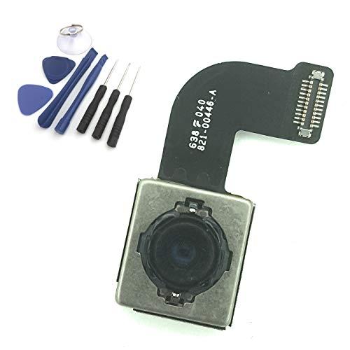 enoaFIX Hauptkamera kompatibel mit iPhone 7 Rückkamera Hintere Kamera iSight mit 12 Megapixel + Werkzeug Set