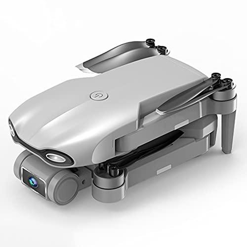 Drone Gimbal sin escobillas, 5G HD Wifi Transmisión de imagen 4 direcciones de detección de obstáculos, tiempo de vuelo de 40 minutos, Modo sin cabeza de luz nocturna HD 5.8g La distancia de transmisi