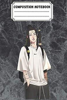 Composition Notebook  neji hyuga naruto sasuke uchiha  Lewd Ahegao Girl Anime Style for Otaku Journal/Notebook Blank Lined Ruled  6 x 9 inches 100 pages