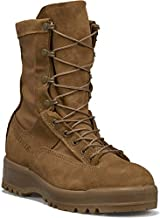 B Belleville Arm Your Feet Men's C790 ST Waterproof Steel Toe Flight & Combat Boot, Coyote - 8.5 W