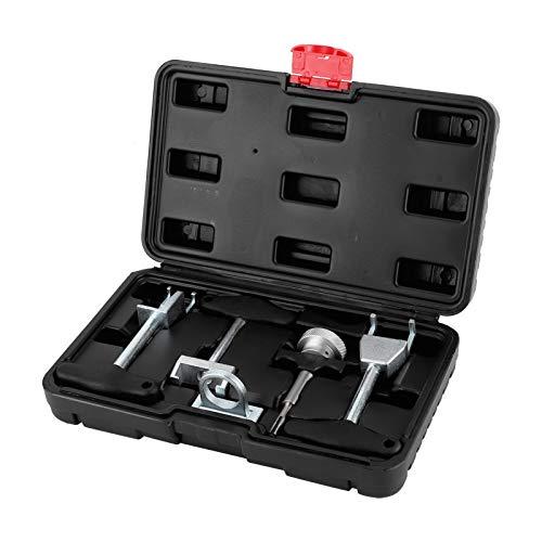 Yctze Extractor de bobina de encendido, 5 piezas, kit de herramientas para extracción de bujías, instalación y extracción de bobinas de encendido T10166 T10095A T40039 T0094A apto para Fabia
