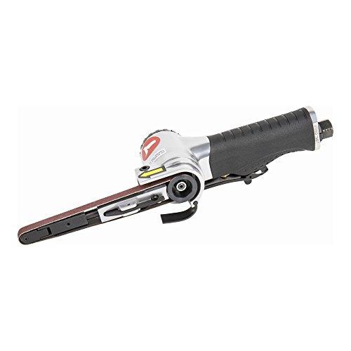 STIER Bandschleifer BS-200, Länge 305mm, 20.000U/Min, Schleifbandgröße 330x10mm für das Arbeiten an kleinen, schwer zugänglichen Werkstücken