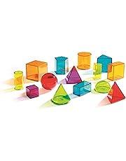 学習リソースビューThru幾何ソリッド