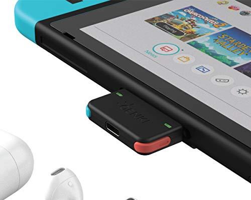 GENKI USB-C オーディオアダプター【ネオン】Nintendo Switch ニンテンドースイッチ PS4 iPad Pro…