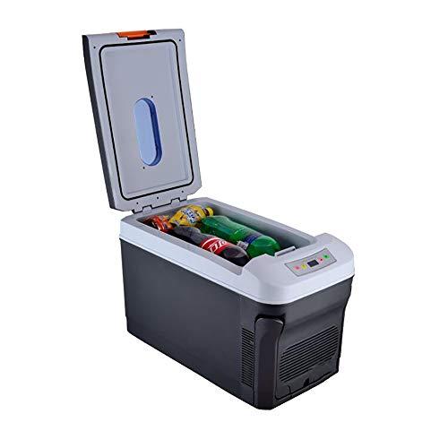Home appliances 35L Auto Kühlschrank Kleine Haushalts Mini KüHlkühlschrank Auto Nach Hause Dual-Use Heizung Und Kühlbox Für Fahren, Reisen, Angeln