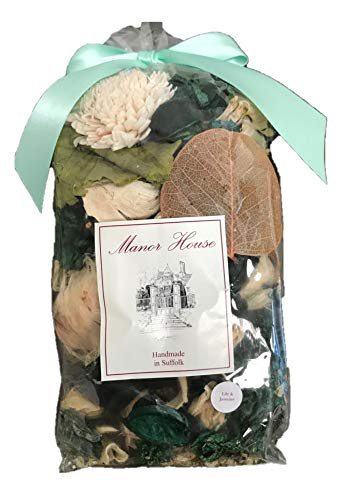 The Manor House Potpourri Lilie und Jasmin