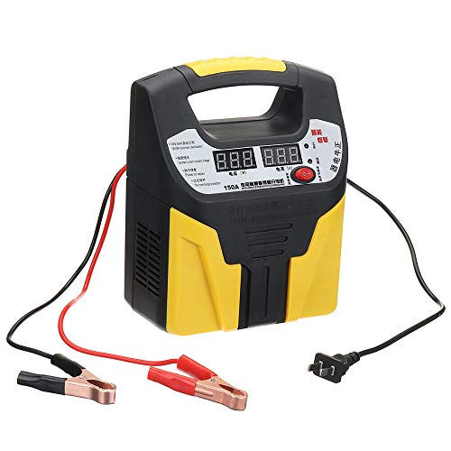 Discover Bargain BessieSparks Auto Jump Starter 12V/24V Car Emergency Battery Charger Booster 110V/2...