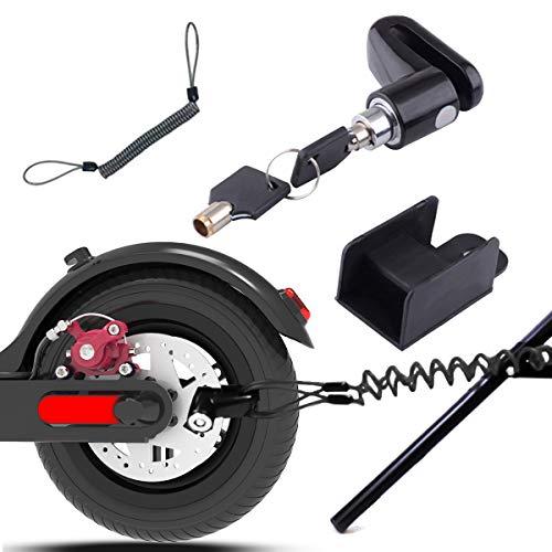 monopattino elettrico lucchetto Scooter Elettrico Antifurto