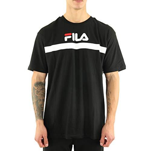 Fila T-Shirt Uomo MOD. 687231 Nero S