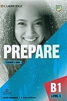 Prepare Level 5 Teacher's Book with Downloadable Resource Pack (Cambridge English Prepare!)
