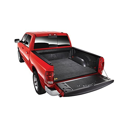 BedRug Bed Mat BMQ15SBD fits 15+ F-150 6'5' BED for trucks with a drop-in style bedliner