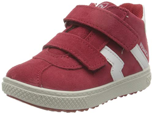 PRIMIGI Unisex-Baby PBZ 63609 First Walker Shoe, Rosso, 28 EU