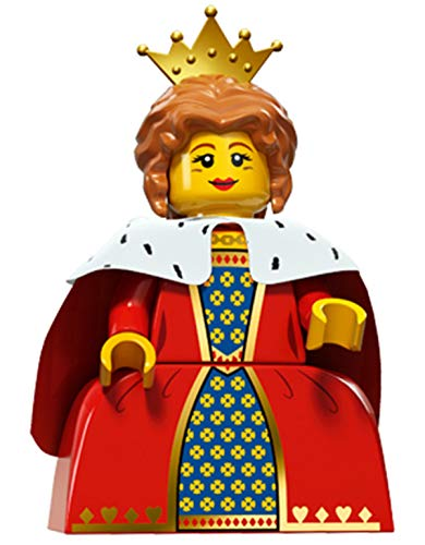 Queen -LEGO Collectible Minifigure
