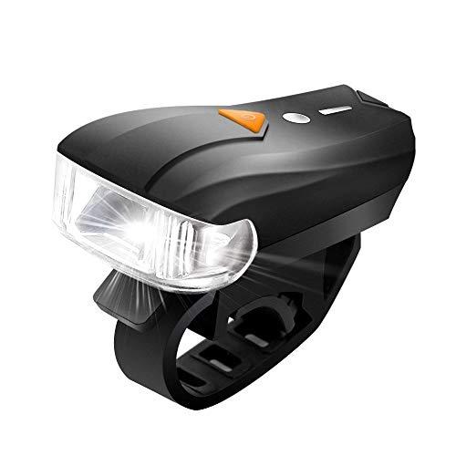 De zeer intensieve fietslampen zijn volledig waterdicht en met hoge helderheid met USB-oplading, voor gebruik buitenshuis op de weg, met diffusoren en braamerd achterlicht.