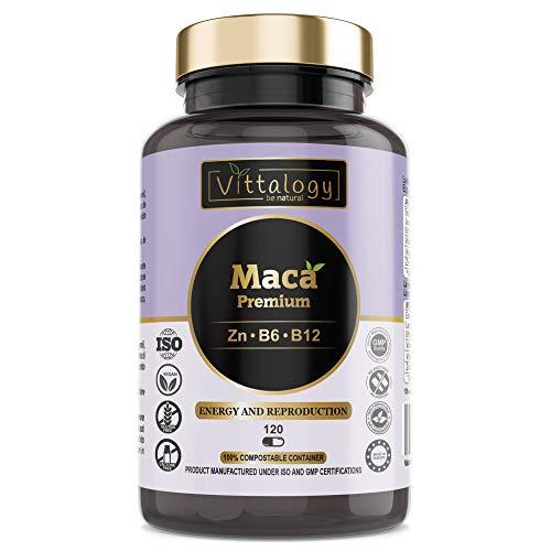 Vittalogy Maca Premium. Maca Andina Pura...
