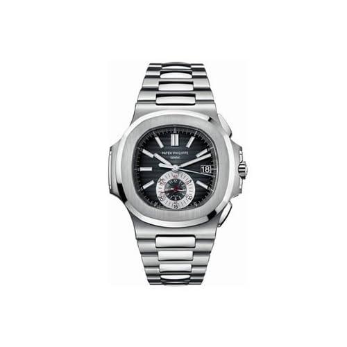 Patek Philippe Nautilus Mens Chronograph Watch - 5980/1A-014
