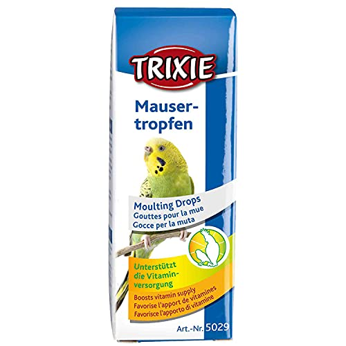 TRIXIE 5029 Drops for moulting 15 ml of birds